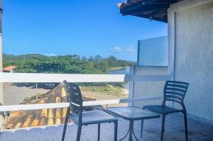 Hotel Residencial Portoveleiro, Guest houses  Cabo Frio - big - 35