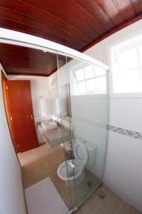 Hotel Residencial Portoveleiro, Guest houses  Cabo Frio - big - 42