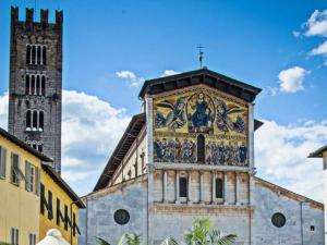 La Regina Di Lucca - Casa Artisti 1, Apartmanok  Lucca - big - 9