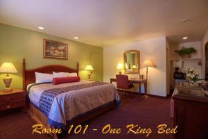 King Room - Non-Smoking