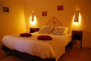 Le Jardin de la Sals (Ecluse au Soleil), Bed & Breakfasts  Sougraigne - big - 25