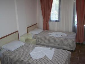 Golden Beach Hotel, Szállodák  Didim - big - 5