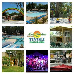 Les Jardins de Tivoli, Campingplätze  Le Grau-du-Roi - big - 31