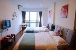 Chongqin Rongshuxia Youpin Apartment, Apartments  Chongqing - big - 7