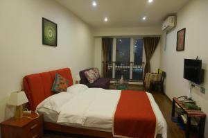 Chongqin Rongshuxia Youpin Apartment, Apartments  Chongqing - big - 13