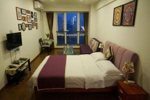 Chongqin Rongshuxia Youpin Apartment, Apartments  Chongqing - big - 14