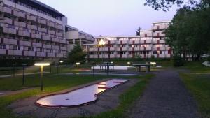 Appartements im Predigtstuhl Resort, Apartmanok  Sankt Englmar - big - 23