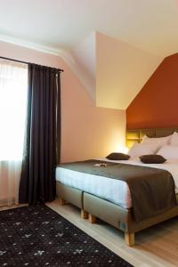 Pridvorul Haiducilor, Hotely  Tîrgu Ocna - big - 12