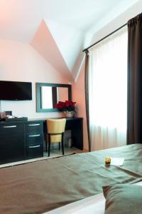 Pridvorul Haiducilor, Hotely  Tîrgu Ocna - big - 11