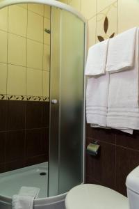 Pridvorul Haiducilor, Hotely  Tîrgu Ocna - big - 10