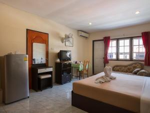 Stefan's Guesthouse, Penziony  Jomtien - big - 43
