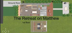 The Retreat on Matthew, Ferienhäuser  Batemans Bay - big - 22