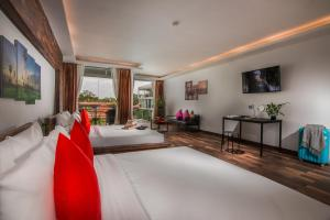 Angkor Elysium Suite, Hotely  Siem Reap - big - 6
