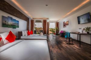 Angkor Elysium Suite, Hotely  Siem Reap - big - 4