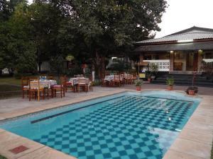 Green Tree Lodge, Lodge  Livingstone - big - 13