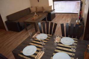 Liulin Center Apartment