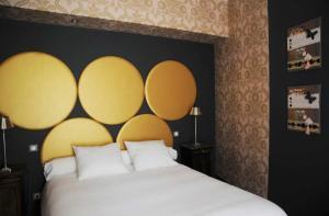 Frédéric Carrion Cuisine Hôtel, Hotel  Viré - big - 24