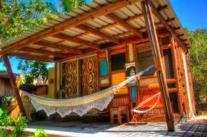 Mozambeat Motel, Hostels  Praia do Tofo - big - 18