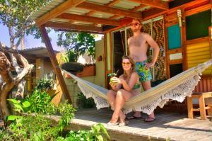 Mozambeat Motel, Hostels  Praia do Tofo - big - 22