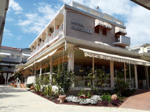 Hotel Euromar, Hotel  Marina di Massa - big - 1