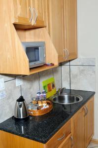 Роскошный люкс с мини-кухней