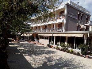 Hotel Euromar, Hotel  Marina di Massa - big - 51