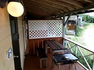 Paparagi Oukoku, Лоджи  Мотобу - big - 7