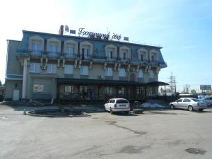 Отель Гостиный двор, Винница