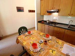 Speria, Apartments  Ricadi - big - 34