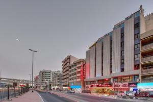 Palm Beach Hotel, Szállodák  Dubaj - big - 1