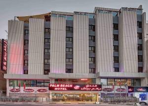 Palm Beach Hotel, Hotely  Dubaj - big - 21