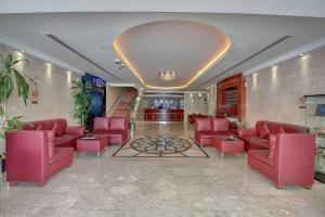 Palm Beach Hotel, Hotely  Dubaj - big - 22
