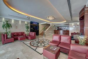 Palm Beach Hotel, Hotely  Dubaj - big - 20