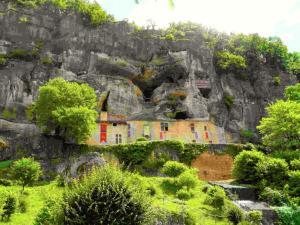 Entre Cahors Et Souillac Dans Le Lot, Vily  Cazals - big - 29