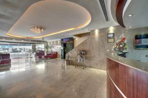 Palm Beach Hotel, Hotely  Dubaj - big - 14