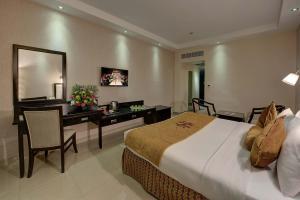 Palm Beach Hotel, Hotely  Dubaj - big - 9