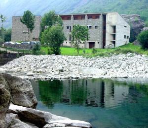 Centro Della Montagna, Hostelek  Val Masino - big - 5