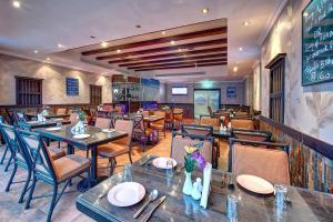 Palm Beach Hotel, Hotely  Dubaj - big - 36