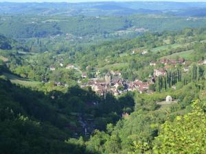 Entre Brive Cahors Et Figeac