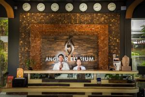 Angkor Elysium Suite, Szállodák  Sziemreap - big - 40