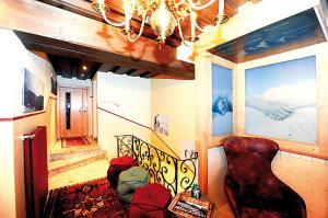 Ski in Ski out Hotel Unterellmau, Hotely  Saalbach Hinterglemm - big - 38