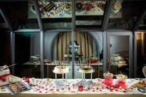 Seminar- & Erlebnishotel RömerTurm, Hotels  Filzbach - big - 67