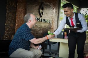 Angkor Elysium Suite, Hotely  Siem Reap - big - 43