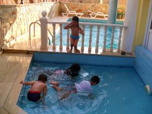 Hotel Ksantos, Hotely  Didim - big - 15