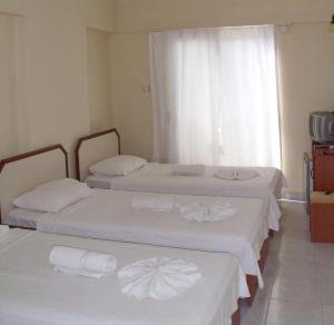 Hotel Ksantos, Hotely  Didim - big - 3