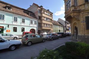 Schiller Apartment, Ferienwohnungen  Sibiu - big - 42