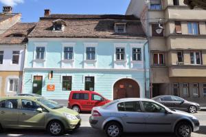 Schiller Apartment, Ferienwohnungen  Sibiu - big - 41