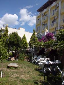 Hotel Ksantos, Hotely  Didim - big - 14