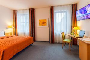 FFFZ Hotel Tagungshaus, Hotely  Düsseldorf - big - 5