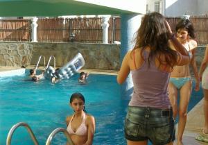 Hotel Ksantos, Hotely  Didim - big - 11